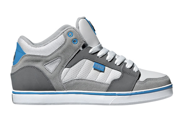 DVS HUF Mid Throwback Grey/Blue