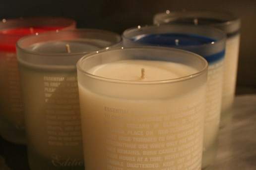 "Edition x Joya ""BASICS"" Candle Collection"