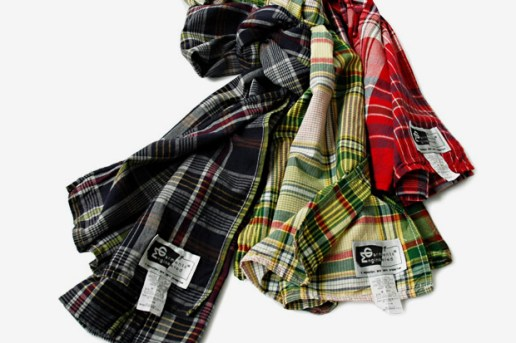 Engineered Garments 2010 Spring/Summer Scarf Collection