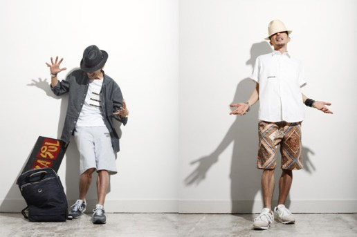 "EXPANSION 2010 Spring/Summer ""Ruff and Roll"" Collection"