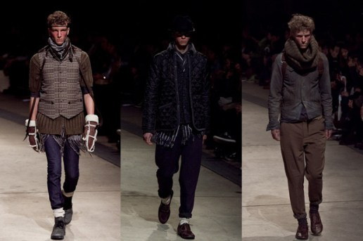 Factotum 2010 Fall/Winter Collection