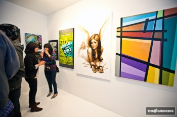 FREEDOM Exhibition at Known Gallery Recap