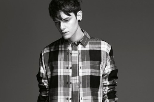 Giuliano Fujiwara 2010 Spring Editorial in VOGUES HOMME Japan