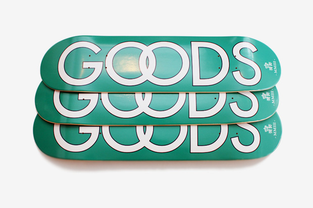 Goods Skate Deck