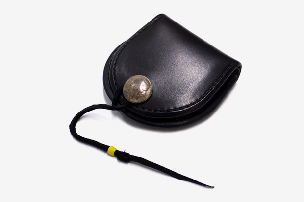 goro's Leather Coin Case