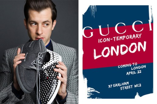 Gucci Icon-Temporary London Opening