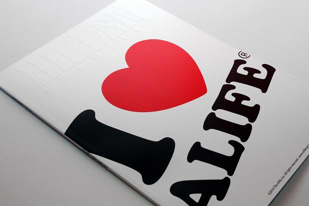 "HIDDEN CHAMPION ""I LOVE ALIFE"" Special Issue"