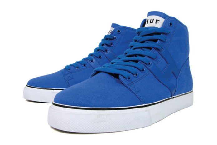 "HUF 2010 Fall ""Hupper"" Sneaker Preview"