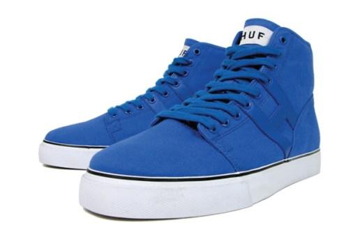 "HUF 2010 Fall ""Hupper"" Sneaker Preview"