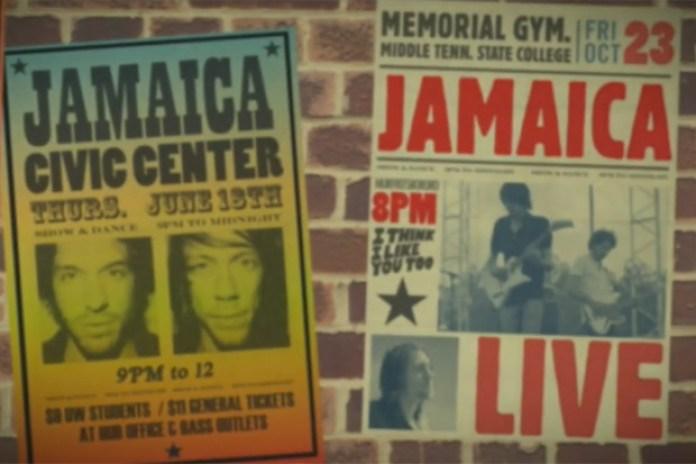 JAMAICA - I Think I Like U 2 (Video)