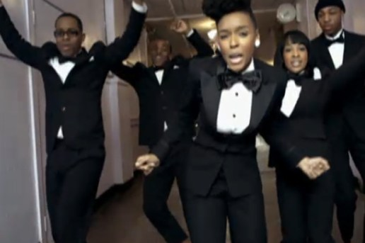 Janelle Monáe featuring Big Boi – Tightrope (Video)