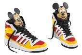 Jeremy Scott x adidas Originals by Originals 2010 Spring/Summer Mickey Hi