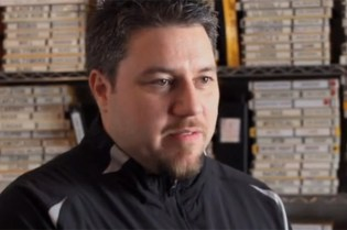 RESPECT. Magazine: Self Portrait Series with Jonathan Mannion (Video)