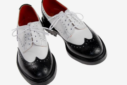 Junya Watanabe COMME des GARCONS x Tricker's 2010 Spring Brogue