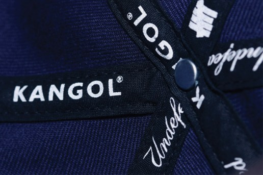Kangol x UNDFTD Cap Preview