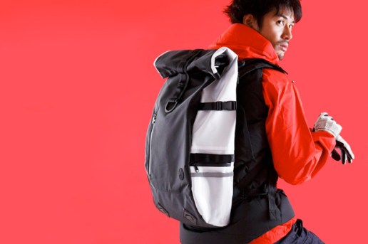 LARS × Bicycle NAVI Roll Up BackPack