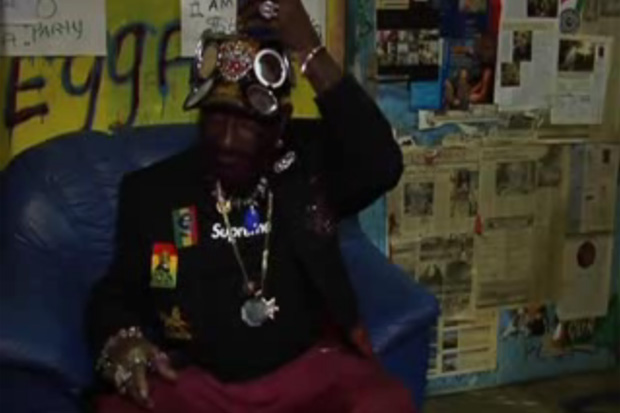 Lee Scratch Perry for Supreme