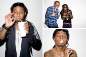 Lil' Wayne x Terry Richardson Photoshoot