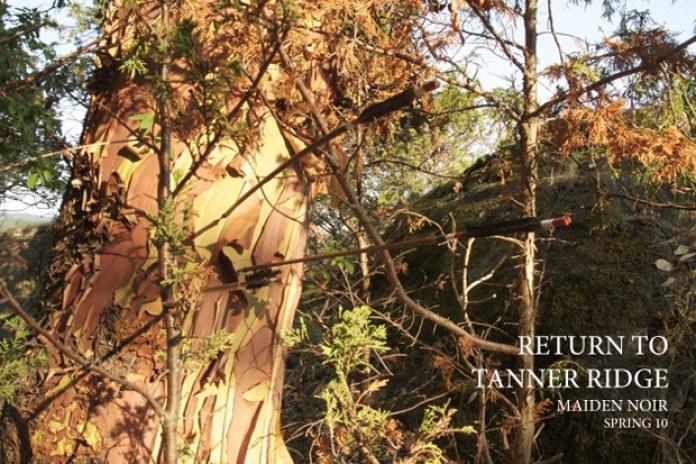 """Maiden Noir 2010 Spring """"Return to Tanner Ridge"""" Collection"""