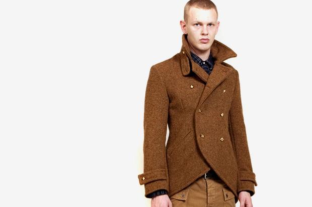 Markaware Tail Pea Coat