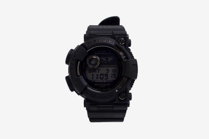 mastermind JAPAN x Casio G-shock Frogman