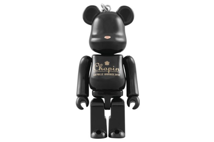 "Medicom Toy ""Chopin"" Bearbrick 100%"