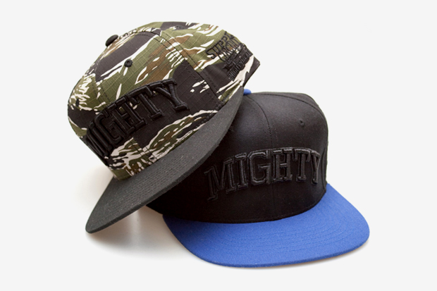 Mighty Healthy x Starter for Supply Circuit Snap-back Caps