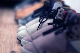 N.Hoolywood 2010 Spring/Summer Footwear Preview