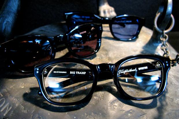 "NEIGHBORHOOD x EFFECTOR ""Big Tramp"" Glasses"