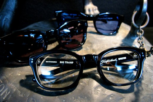 "NEIGHBORHOOD x EFFECTOR ""Big Tramp"" Glasses"