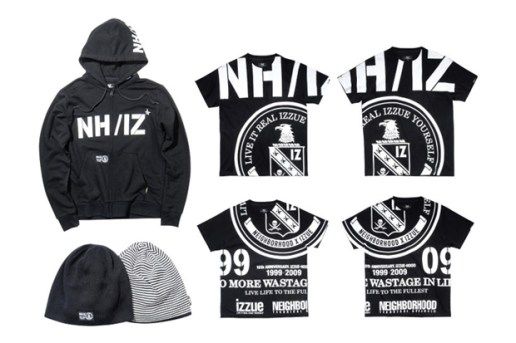NEIGHBORHOOD x izzue 2010 Spring Collection