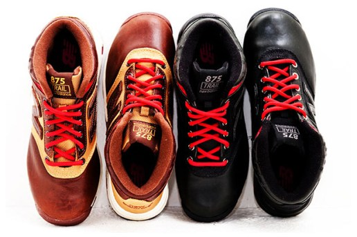 New Balance 2010 Spring/Summer Collection 875 Boot