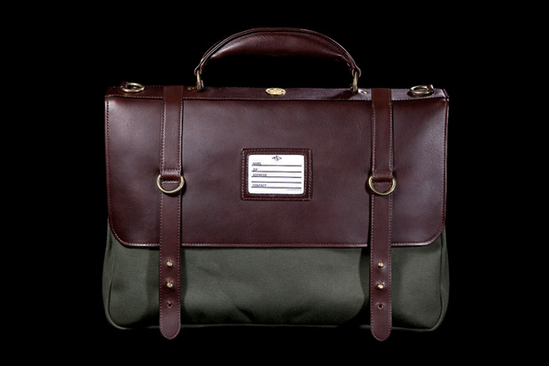 NEXUSVII x Porter 2010 Spring/Summer Collection Briefcase
