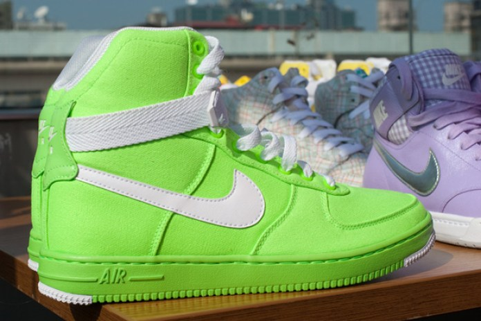 Nike Air Feather Neon Preview