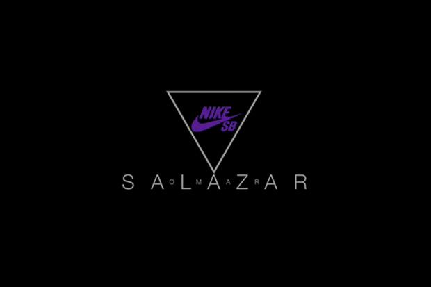 Nike SB Omar Salazar Mini Site Launch