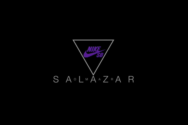 Nike SB Omar Salazar Mini Site Launch