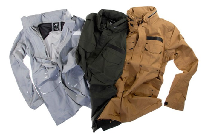 Nike Sportswear 2010 Spring Packable M-65 Jacket