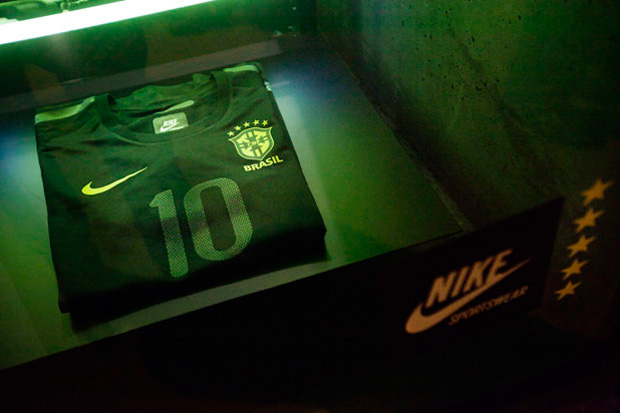 "Nike Sportswear ""Brasil Black Pack"" SlamJam Release Party"