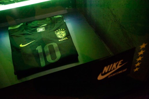 "Nike Sportswear ""Brasil Black Pack"" SlamJam Release Party"