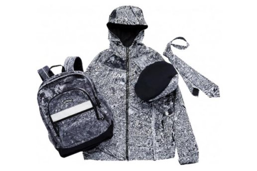 "NITRAID 2010 Spring/Summer ""City Real Camo"" Collection"