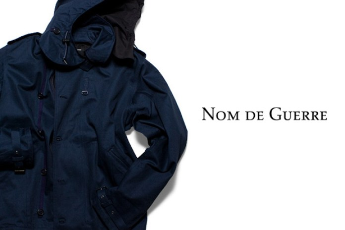 Nom De Guerre 2010 Spring/Summer Collection