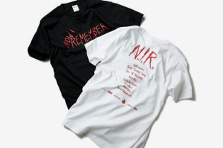 """Now I Remember"" Exhibition Tees by Neck Face"