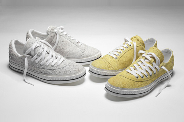 Number (N)ine for Converse 2010 Spring Footwear