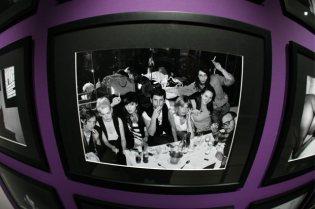 "Olivier Zahm ""Purple Diary"" Exhibition @ colette Recap"