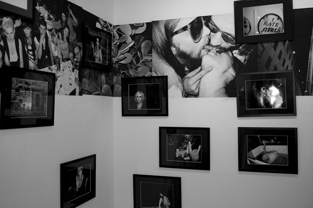 "Olivier Zahm ""Purple Diary"" Exhibition @ colette"