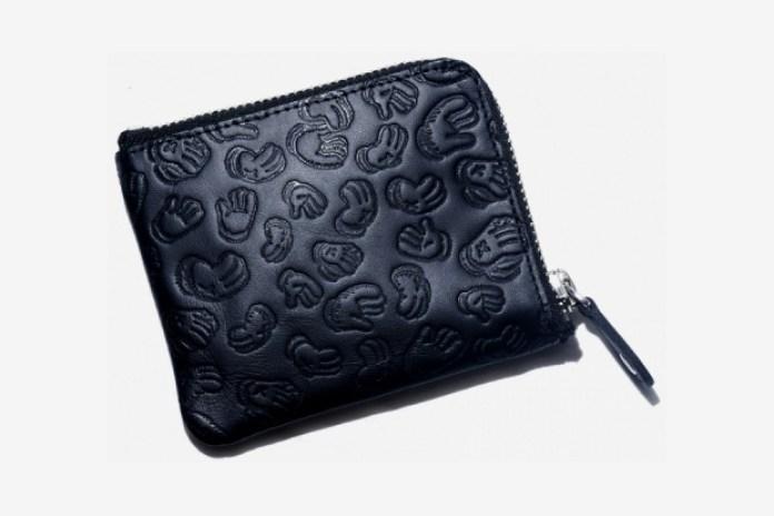 "OriginalFake x Porter ""Companion Monogram"" Leather Wallet"