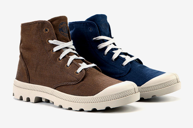 "Palladium ""Pampa High"" Boot"