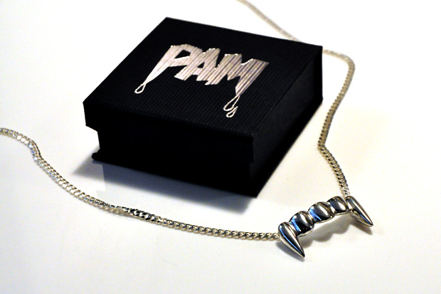 "P.A.M. ""P.A.M. FANGS"" Necklace"