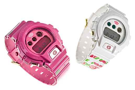 "PEGLEG NYC x CASIO G-SHOCK 2010 Spring/Summer ""SHOCK THE WORLD"" Collection"