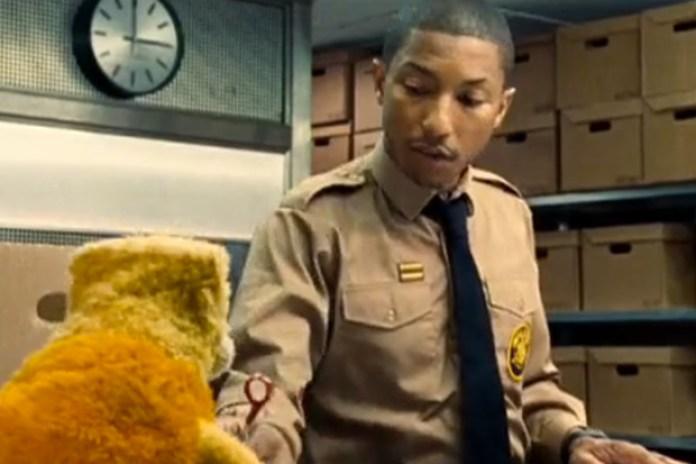 Mr. Oizo x Pharrell Williams x Flat Eric: WHERE'S THE MONEY GEORGE?